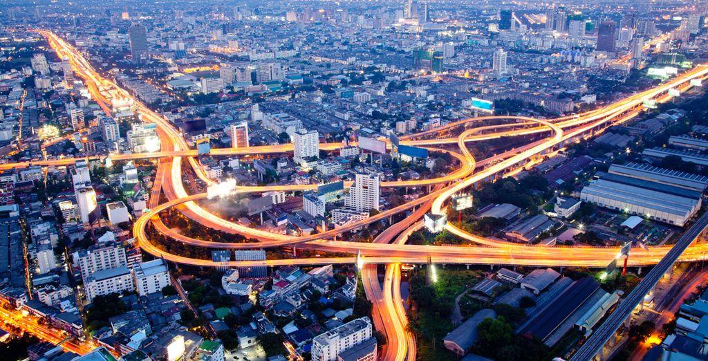 Una de las ciudades más influyentes y modernas del sudeste asiático