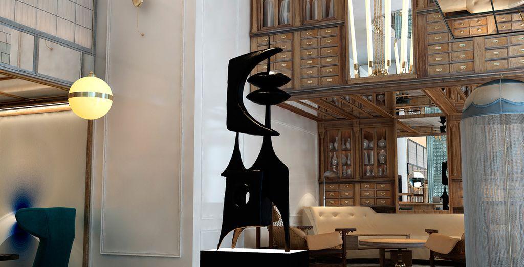 Esculturas que te fascinarán