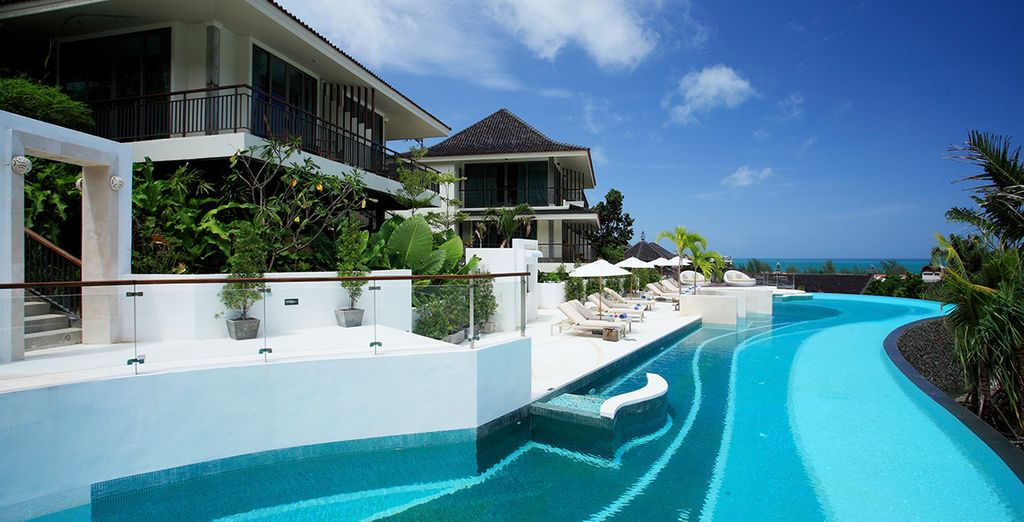 Situado en Karon Beach - Mandarava Resort and Spa 5* Phuket