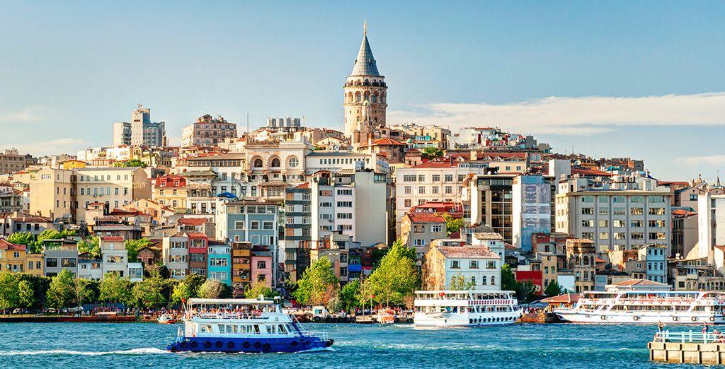Estambul, una ciudad de ensueño