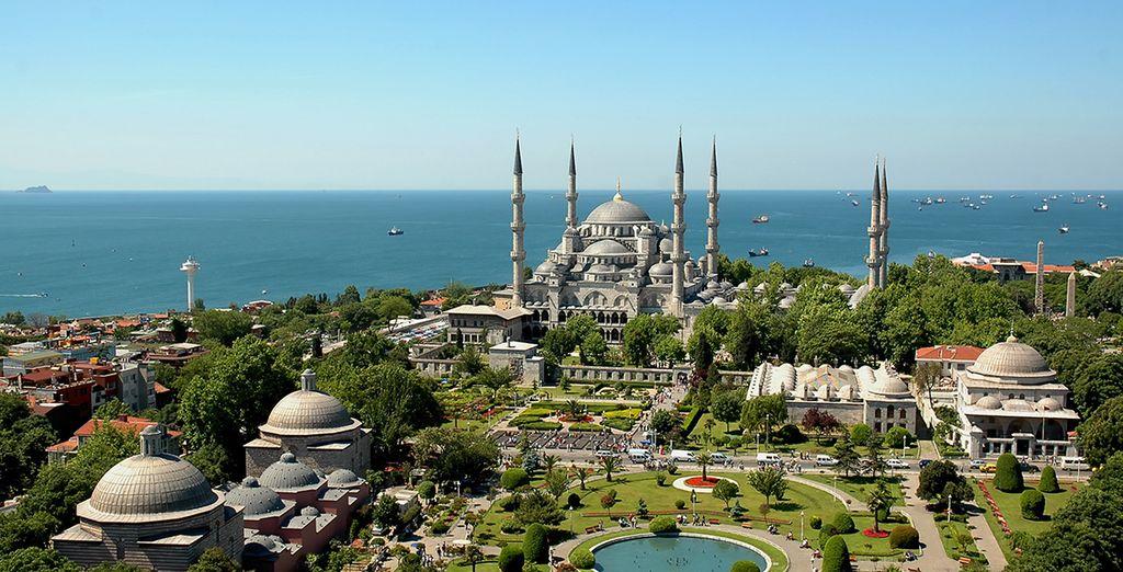 Hotels Pour Une Escapade A Istanbul : The public hotel voyage priv� jusqu à