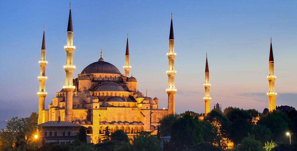 Hotels Pour Une Escapade A Istanbul : Hôtel amethyst sup voyage priv� jusqu à