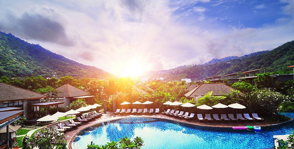 Partez pour un séjour à couper le souffle... - Combiné Ramada Plaza Menam 5* et Metadee Resort 5* Phuket