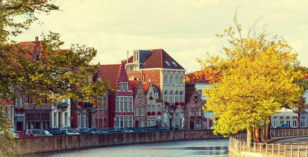 H tel rosenburg 4 voyage priv jusqu 39 70 for Hotel romantique belgique