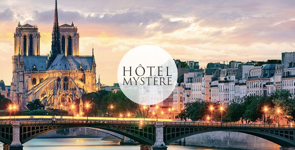 Hotel Mystere Paris Voyage Prive