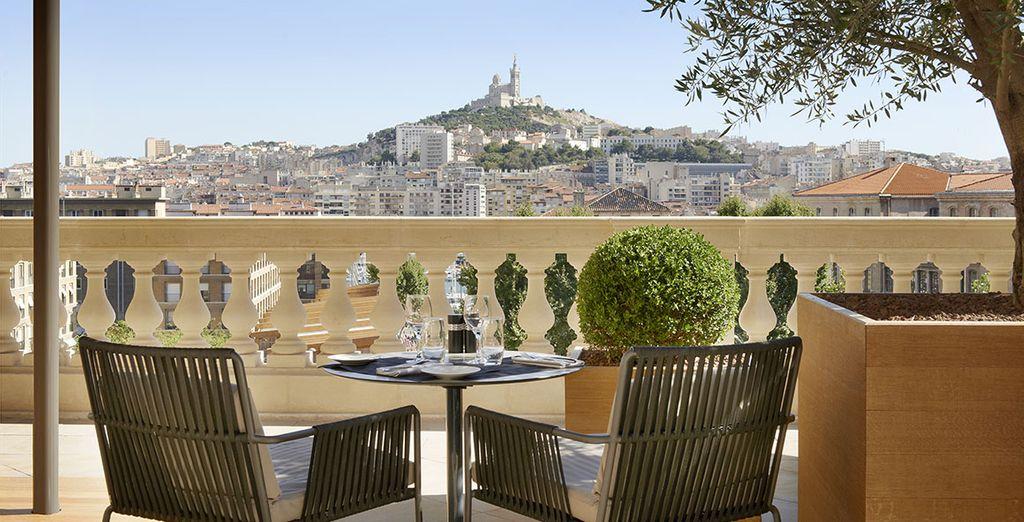 Restaurant Hotel Continental Marseille