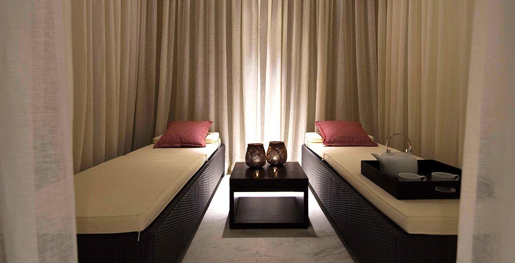 Laissez-vous aller à la détente en vous accordant un massage au spa