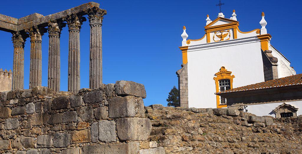 Et son riche patrimoine culturel inscrit à l'Unesco