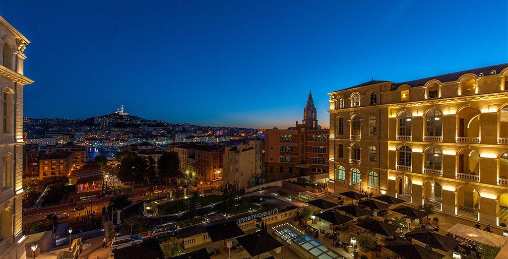 Intercontinental marseille h tel dieu 5 voyage priv jusqu 39 70 - Hotel de luxe marseille ...