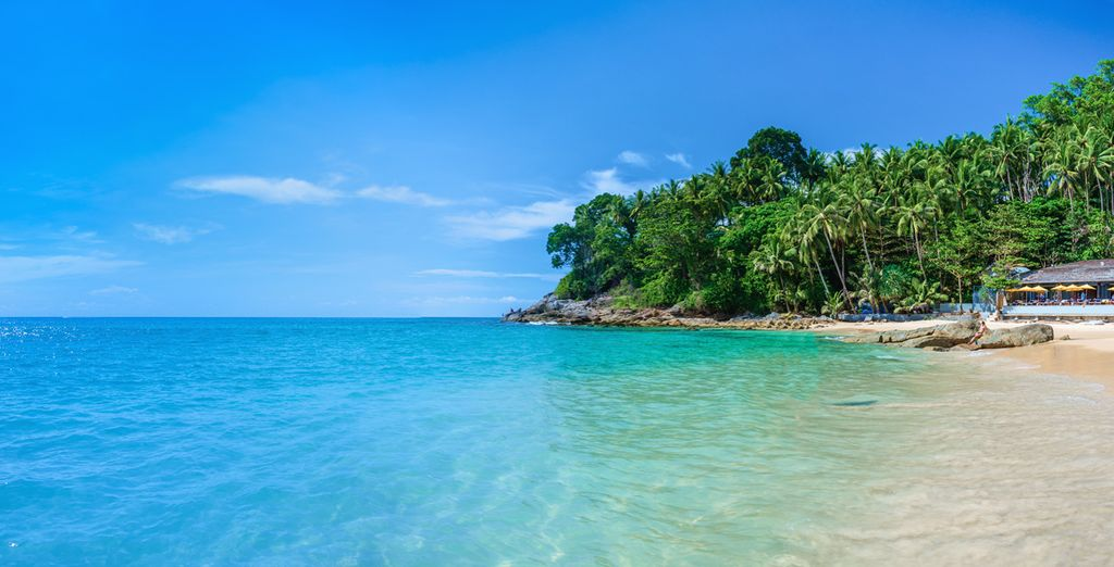 Détendez-vous au bord de la plage