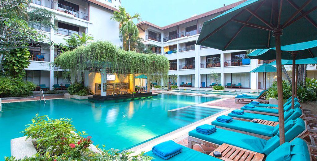 Bienvenue à l'Hôtel Banthai Beach Resort & Spa - Hôtel Banthai Beach Resort & Spa 4* Phuket