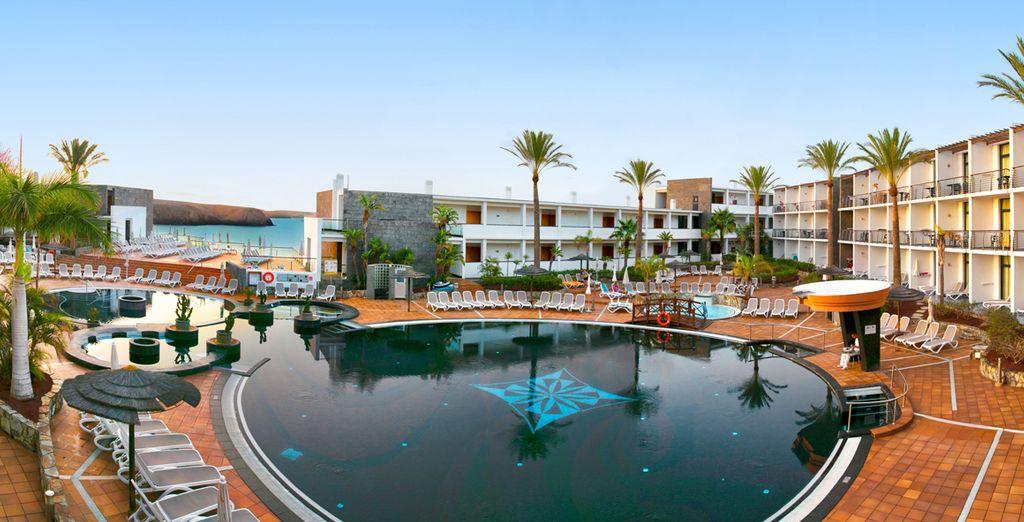 Hotel The Mirador Papagayo Playa Blanca Espagne