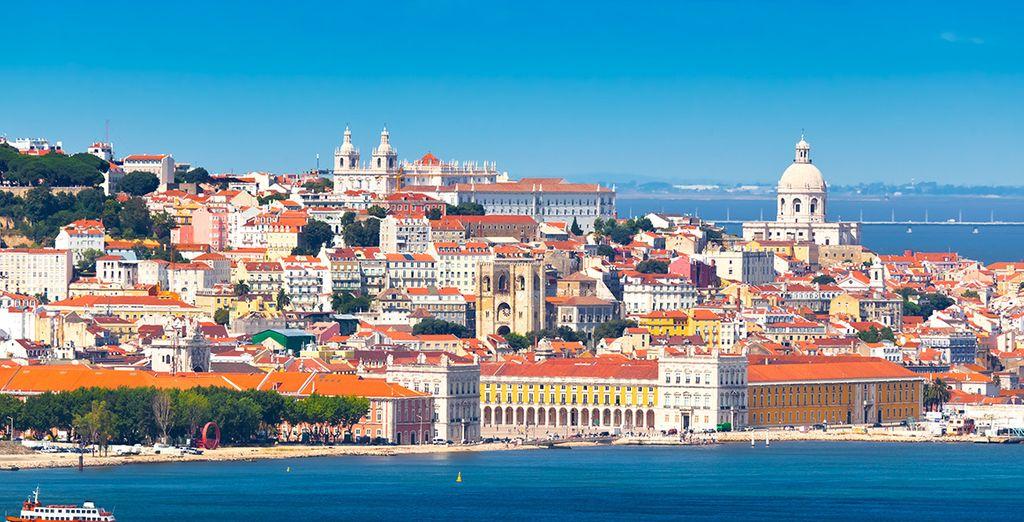 Découvrez la capitale portugaise