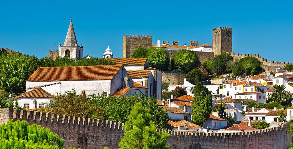 Pour découvrir les plus beaux villages du Portugal - Autotour Découverte du Portugal en 7 nuits en 4* Lisbonne