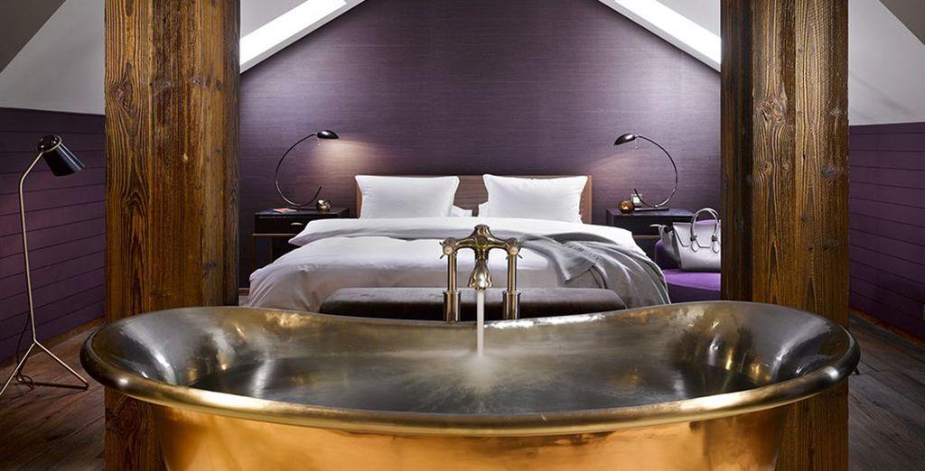 Envie d'un séjour grand luxe dans une capitale européenne ? - The Emblem Hotel 5* Prague