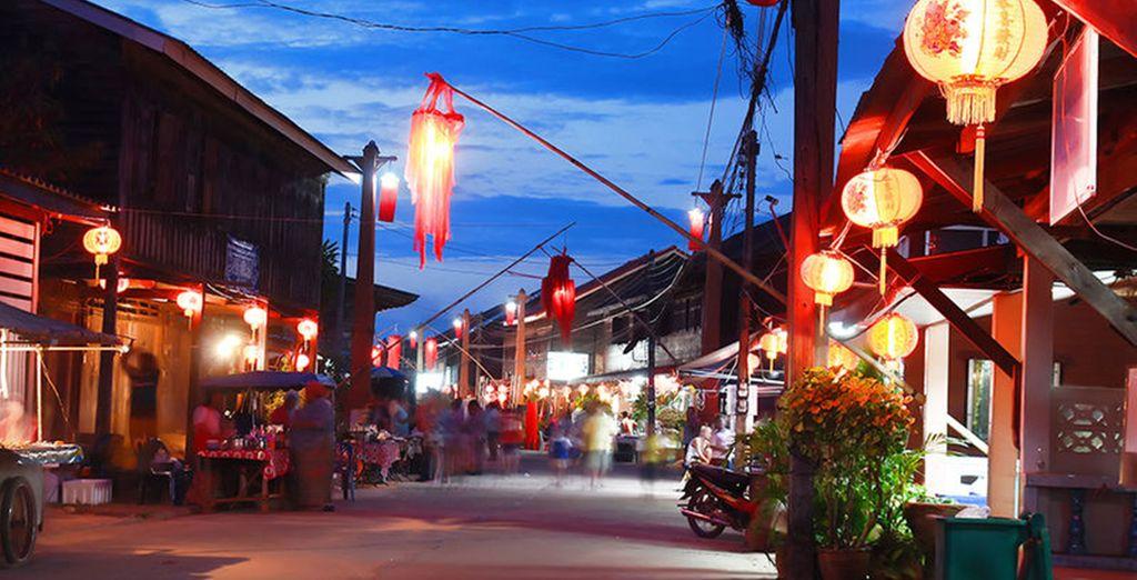 Et imprégnez-vous de la culture thailandaise