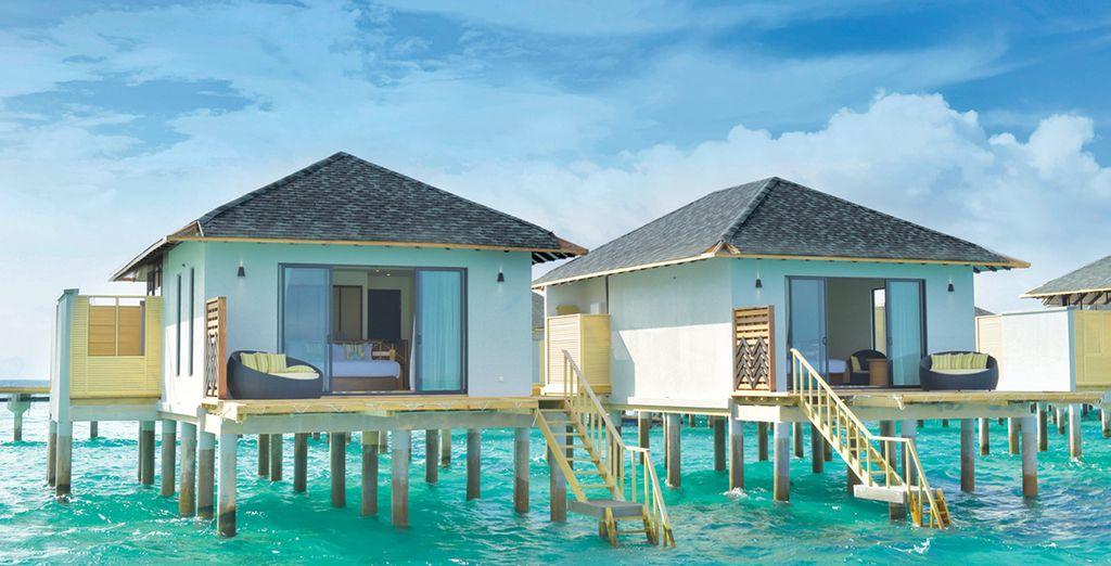 Ne rêvez plus... - Hôtel Amari Havodda 5* avec Emirates Malé
