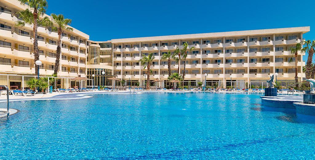 Vacances Espagne Hotel Pension Complete