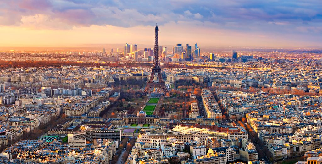 Paris avec Voyage Prive