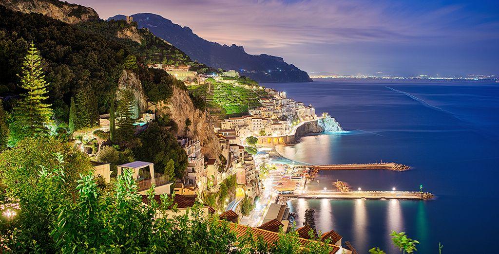 Nh grand hotel convento di amalfi 5 voyage priv fino a for Convento di amalfi