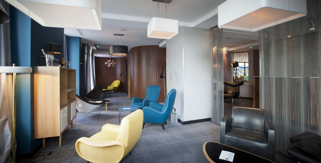 Step into the boutique charm of Platine Hotel  - Platine Hotel 4* Paris