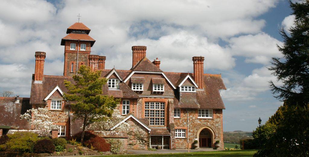 Highbullen Hotel Golf And Country Club Umberleigh