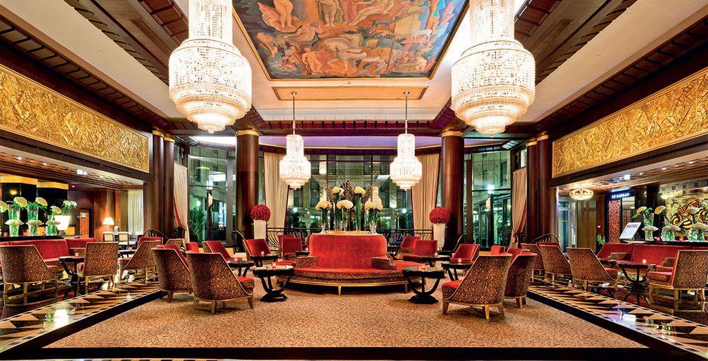 Welcome to Hotel du Collectionneur - Hotel du Collectionneur 5* Paris