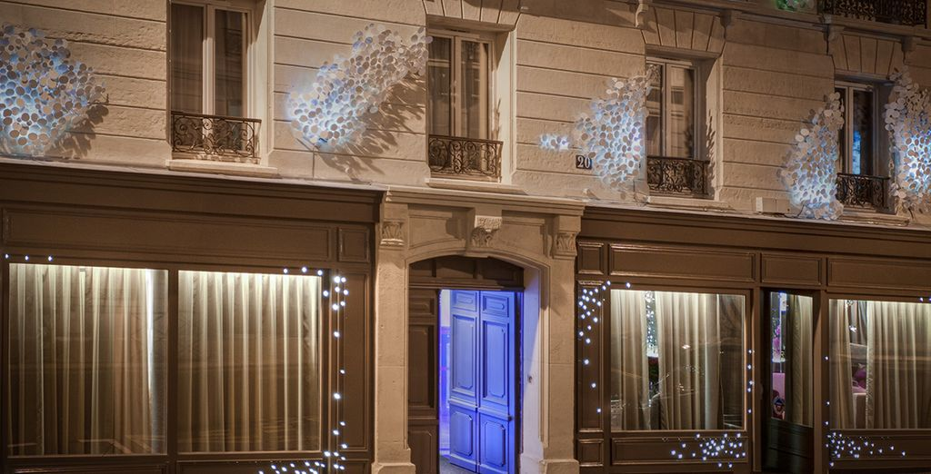Welcome to this boutique gem - Hotel Seven - Hotel Seven 4* Paris