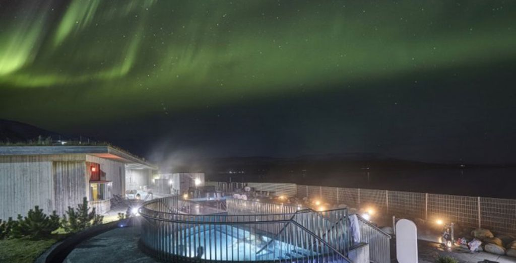 On day 2 we've included Laugarvatn Fontana Geothermal Baths