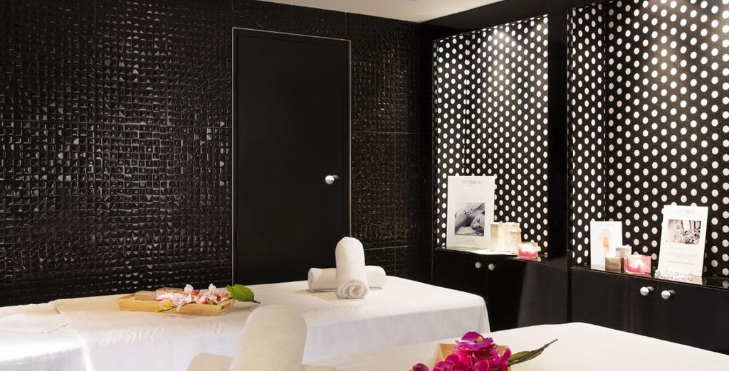 So pamper yourself in this star studded hotel