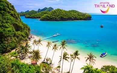 Combiné 3 hôtels 4 et 5* en Thailande et séjour possible à Dubai