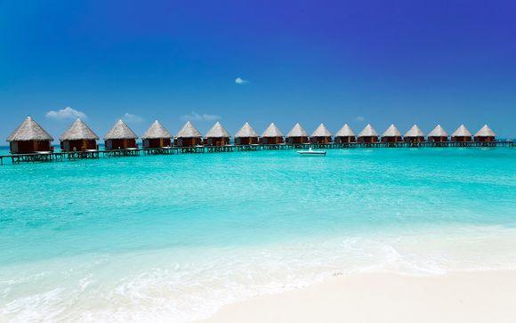 Memorable circuito por India con estancia final en Maldivas