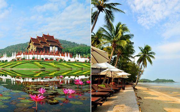 Panviman Chiang Mai y Panviman Koh Chang