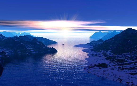 Fiordos al completo con Oslo Noruega