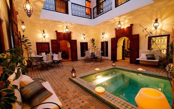 Ofertas Y Descuentos Riad Dar Elma Spa Marrakech Marruecos