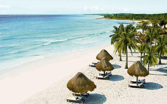 Dreams Tulum Resort Spa 5* Tulum México
