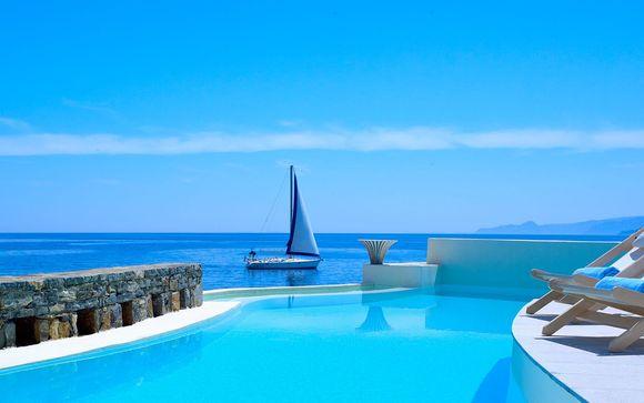 Hotel St Nicolas Bay Resort 5* Ágios Nikólaos Creta