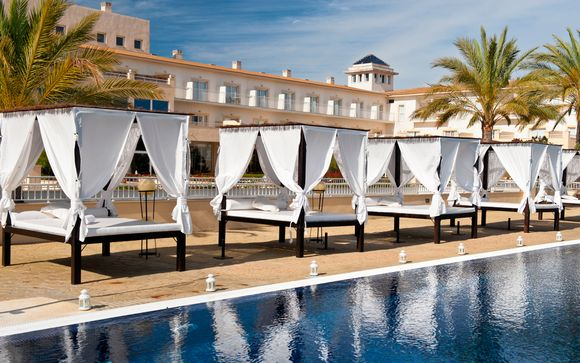 Garden Playanatural Hotel & Spa 4* - Sólo para adultos