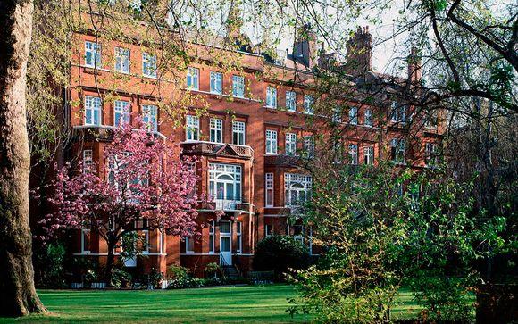 Reino Unido Londres Draycott Hotel 5* desde 107,00 €