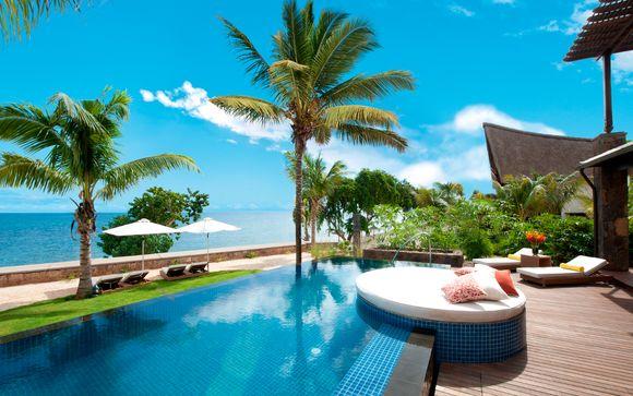 Mauricio Balaclava  Hotel Angsana Balaclava 5* desde 1.889,00 €