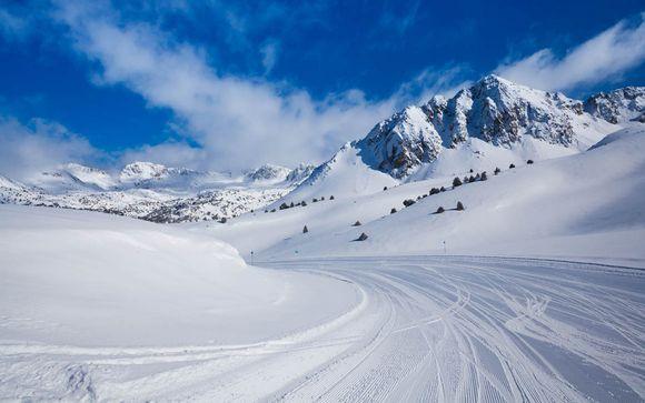 Andorra El Serrat Hotel  Spa Xalet Bringué 4* desde 104,00 €