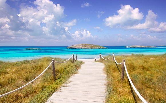 Formentera: Es Pujols   Apartamentos Castaví