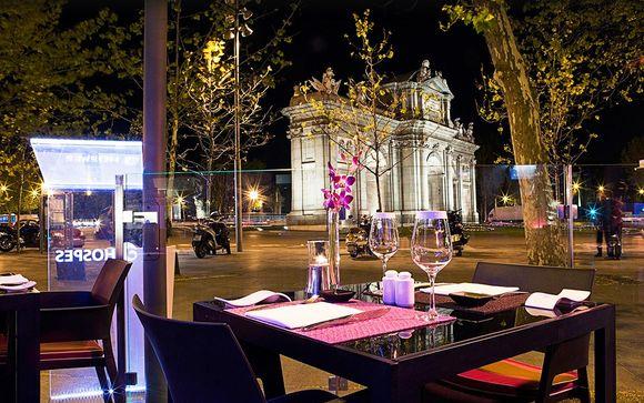 Madrid  Hotel Hospes Puerta de Alcalá 5*