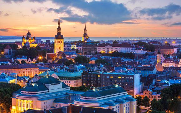Las 4 Perlas del Báltico Helsinki Finlandia