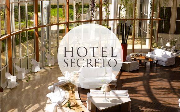 Un hotel secreto 4* Sevilla España