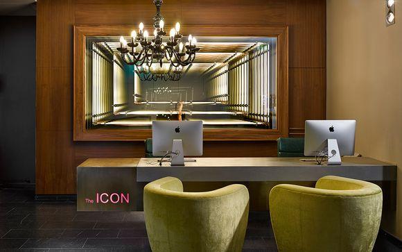 República Checa Praga  The ICON Hotel  Lounge 4* desde 82,00 €