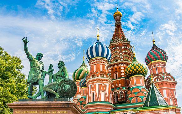 Rusia San Petersburgo  Tesoros de la Rusia Imperial en 5* desde 1.345,00 €