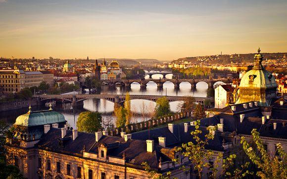 República Checa Praga Lindner Hotel Prague Castle 4* desde 68,00 €