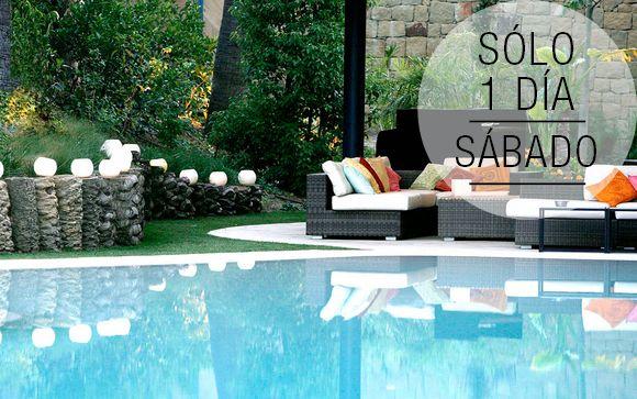 Senator Banús Spa Hotel 5* Estepona Málaga España