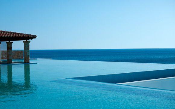 Grecia Rodas  Atrium Prestige Thalasso Spa Resort Villas 5* desde 196,00 €